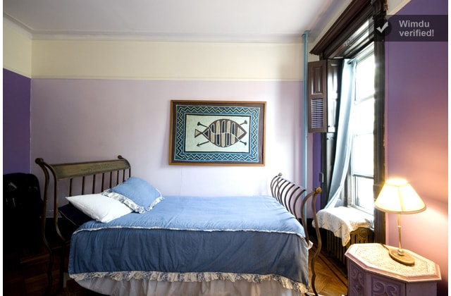 Large Purple Room for 2/3, $1450/mo