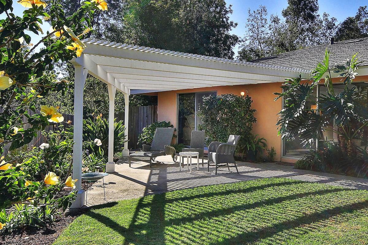 3BR/2BA Classic Montecito House