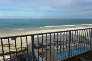 Ocean front beach condo