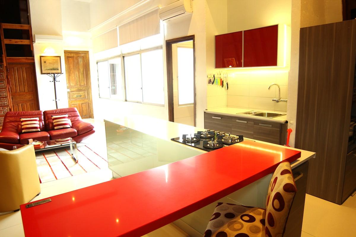 Penthouse on Sarandi - Plaza Matriz