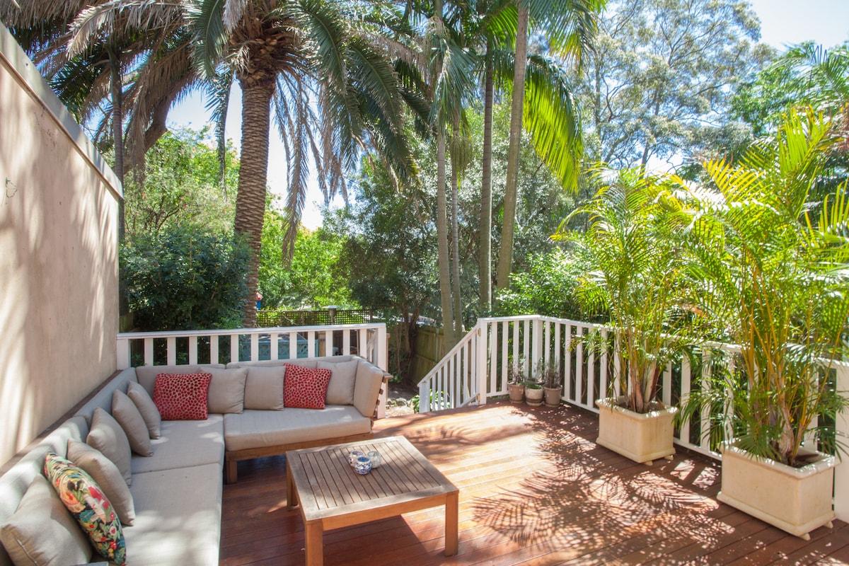 The Paddington Garden Terrace