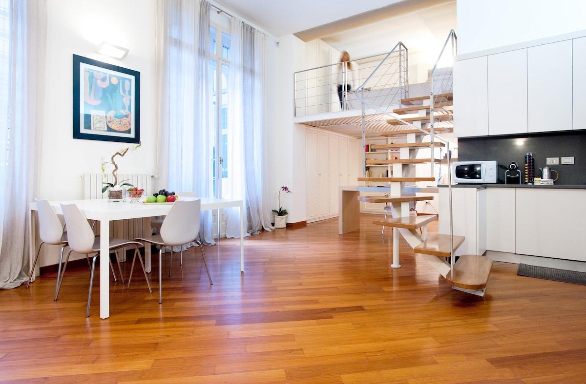 Elegant flat in City Center
