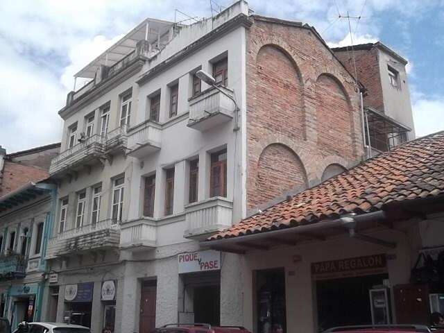 Studio in the Center of Cuenca.