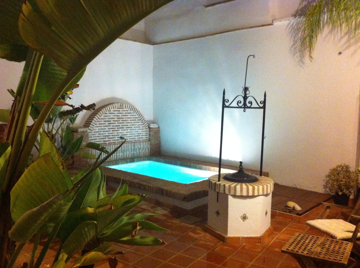 Swimming Pool, Sunny Patio Andaluz.