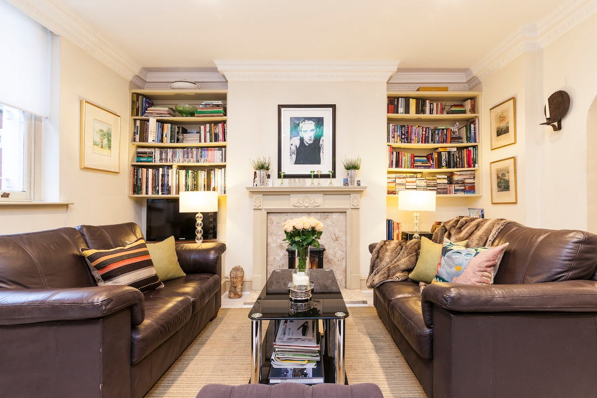 Super Charming Flat in Chelsea