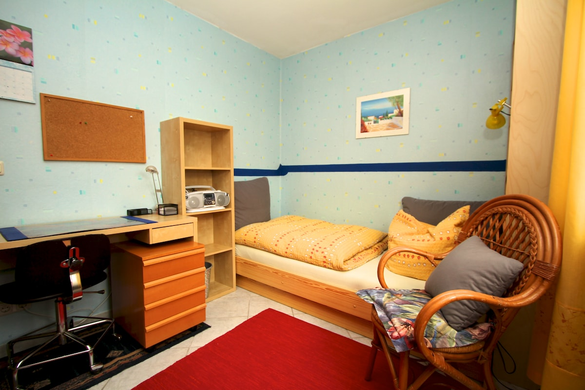 "Nice cozy single room ""manuel"""