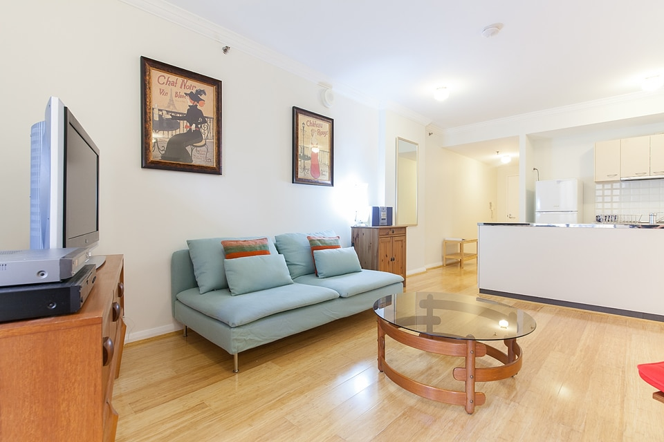 Spacious inner city appt on Hay St