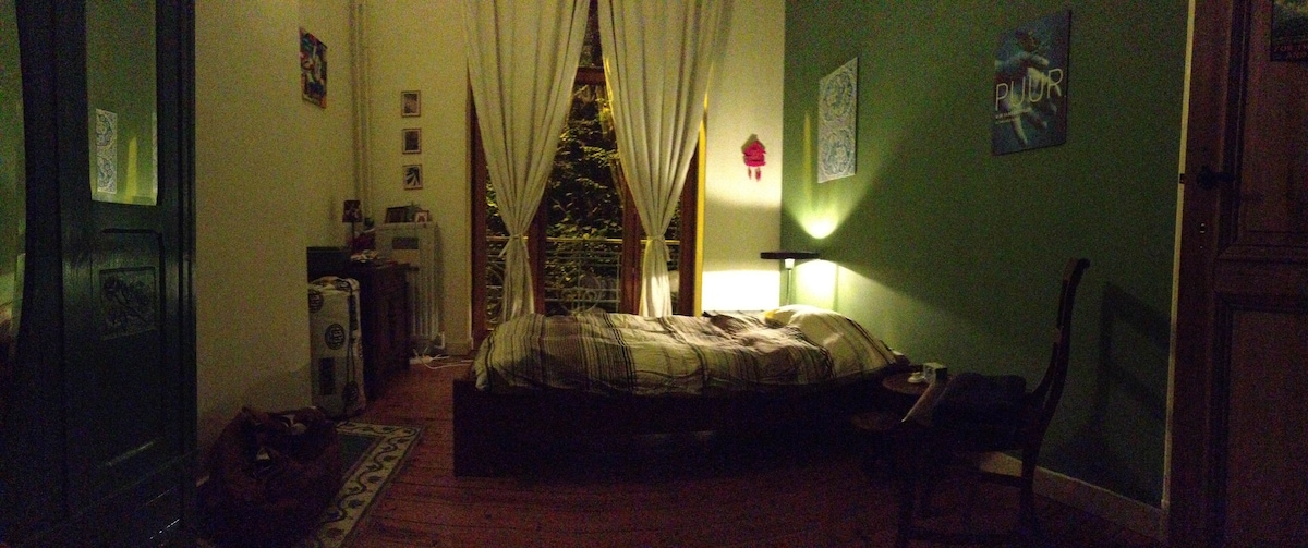 Cosy Room in Pleasant House