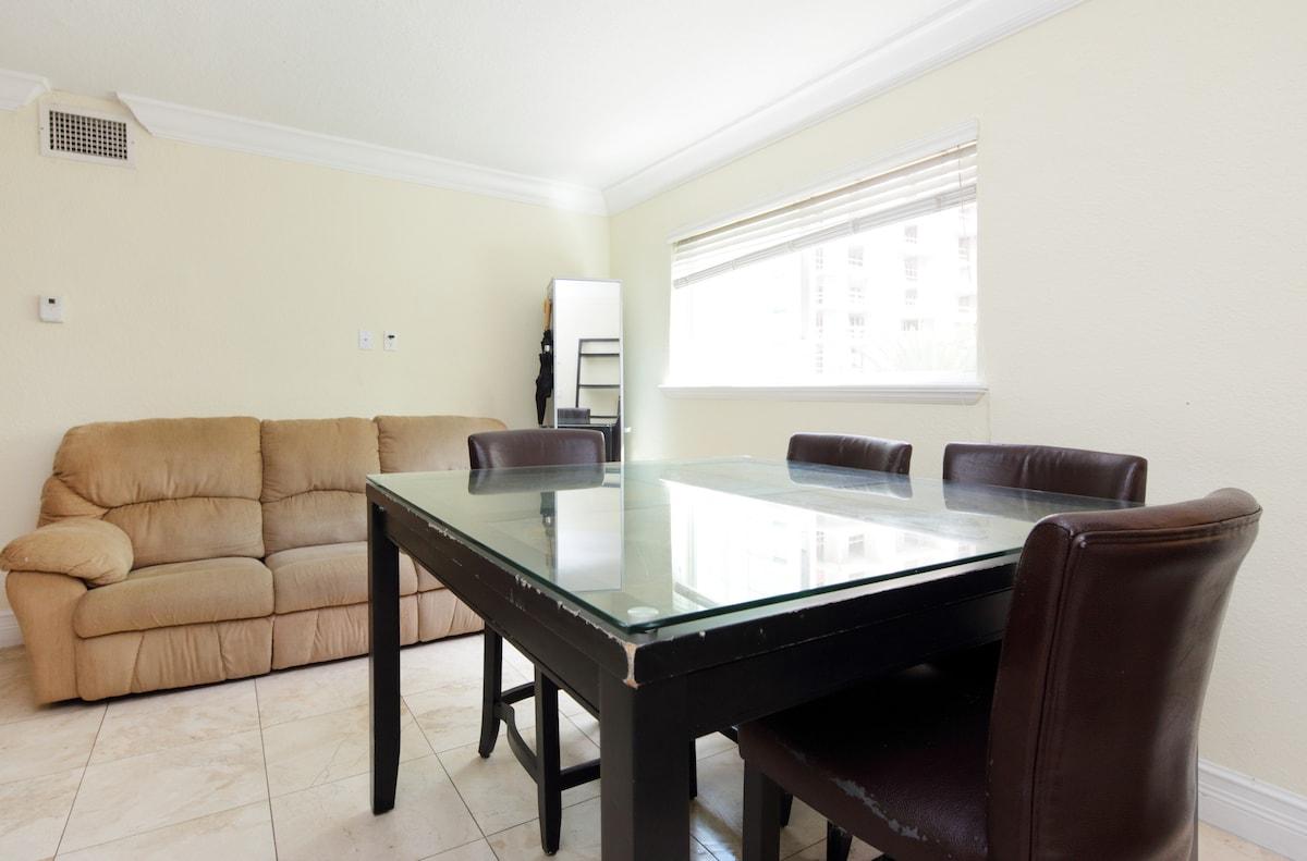 Beautiful Private room in Brickell