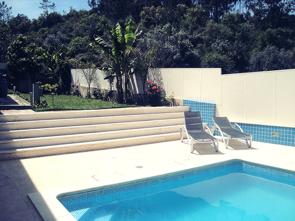 Secluded, ideal for relax with pool