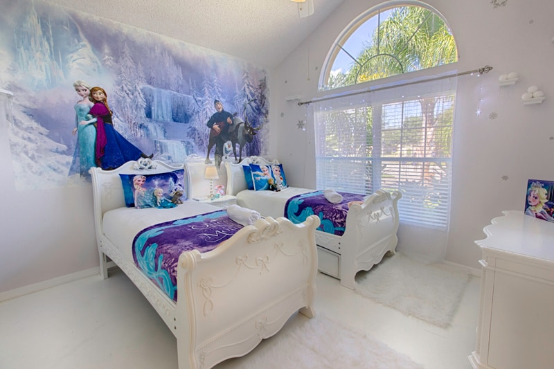 7 Bedroom Vacation Homes In Orlando Themed Villa Only 4 Mi To Disney In Kissimmee