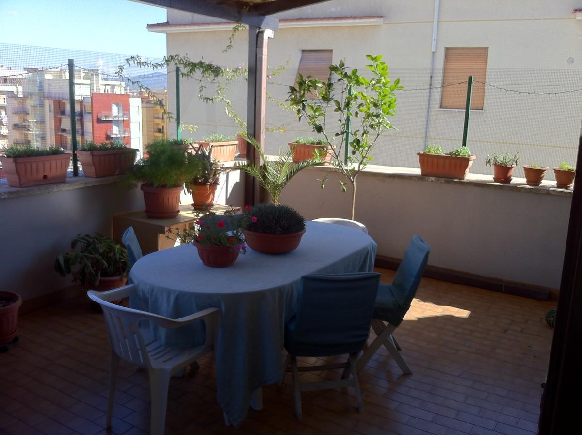 Roma in terrazza