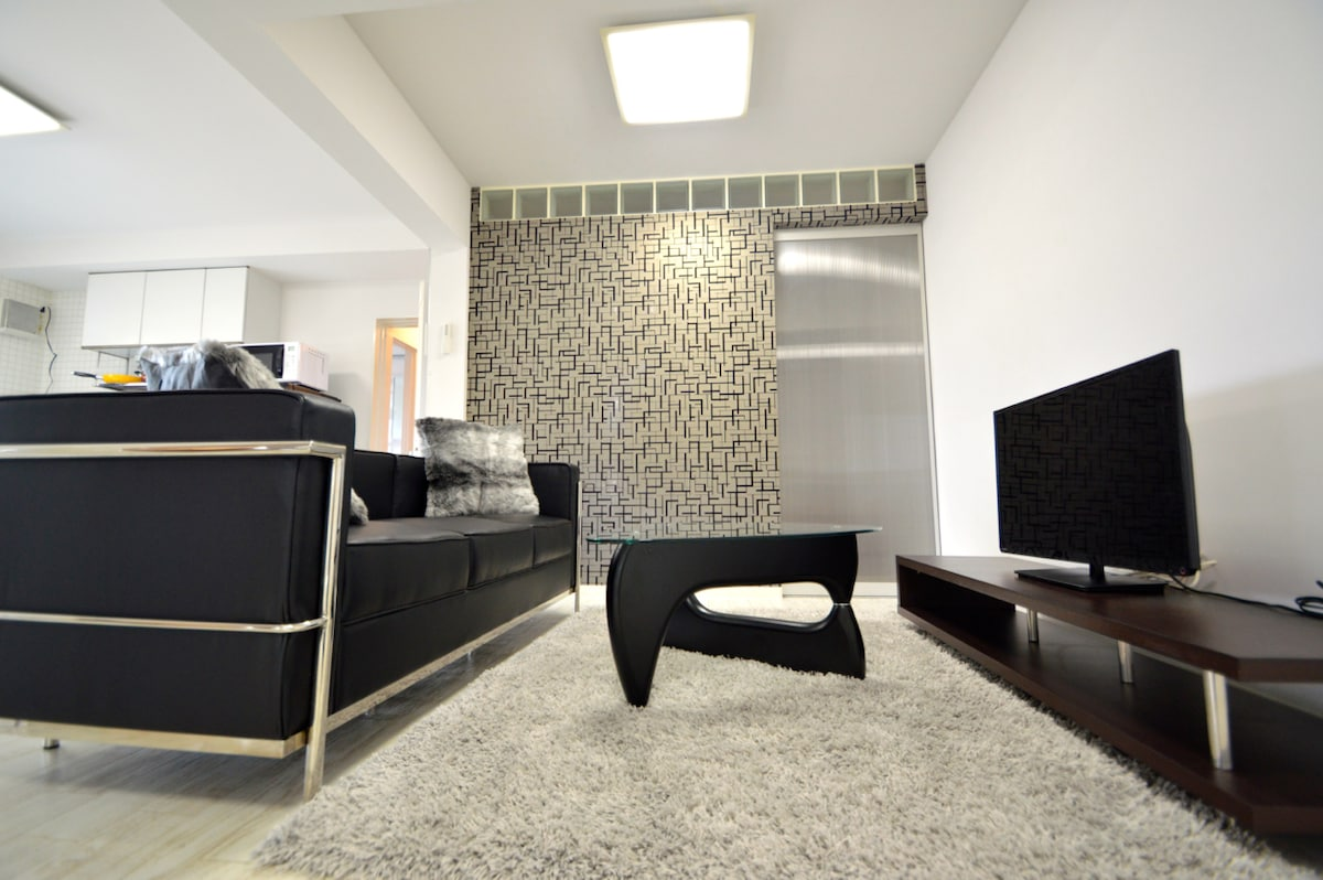 Luxury & stylish renovated room