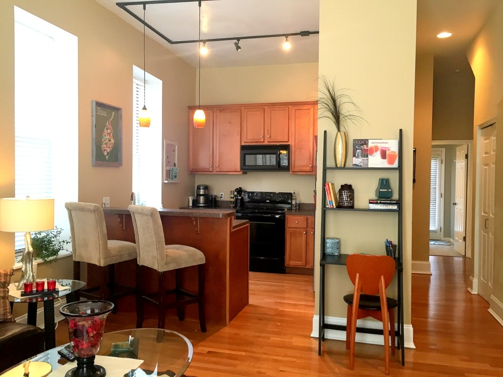 Cozy One Bedroom Apt on Soulard