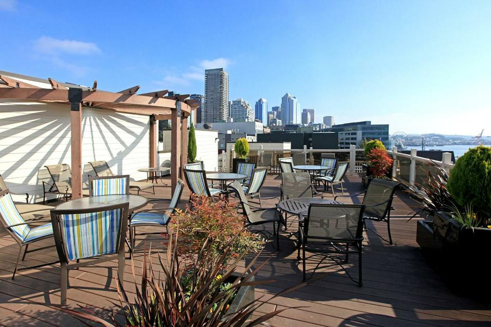 Belltown 1 br Close to Everything!