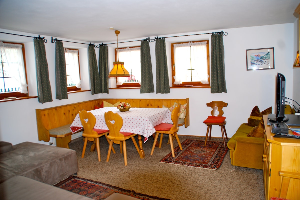 cosy apartment for 4-5 people