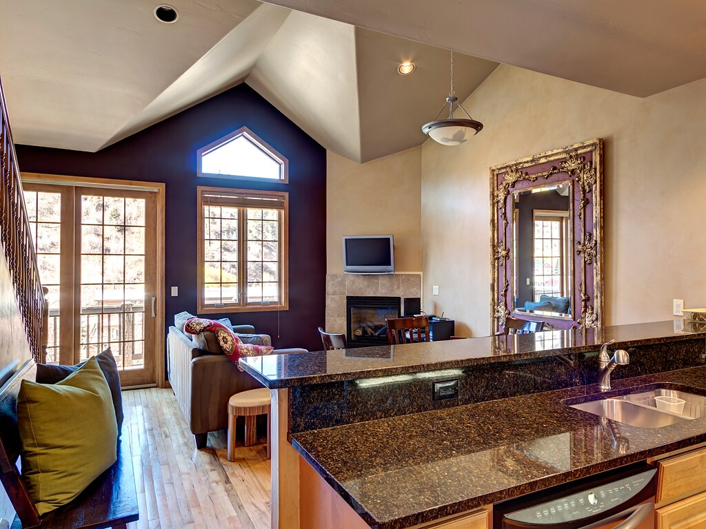 Great townhouse   West Vail/Minturn