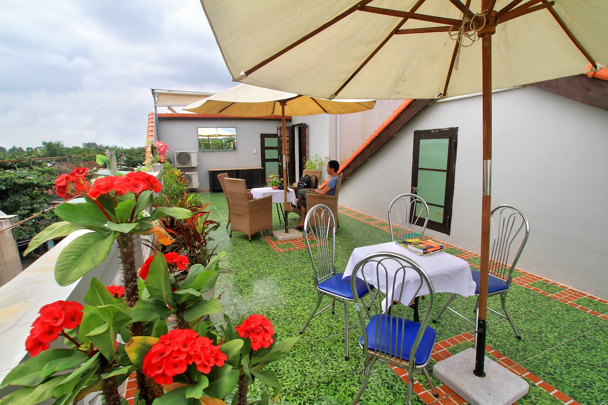 Hao Anh Homestay Double room