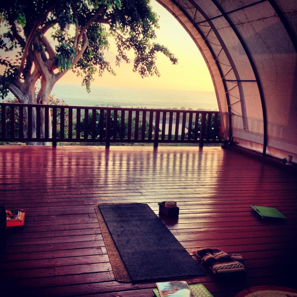 Yoga Retreat with OceanPanorama BYO