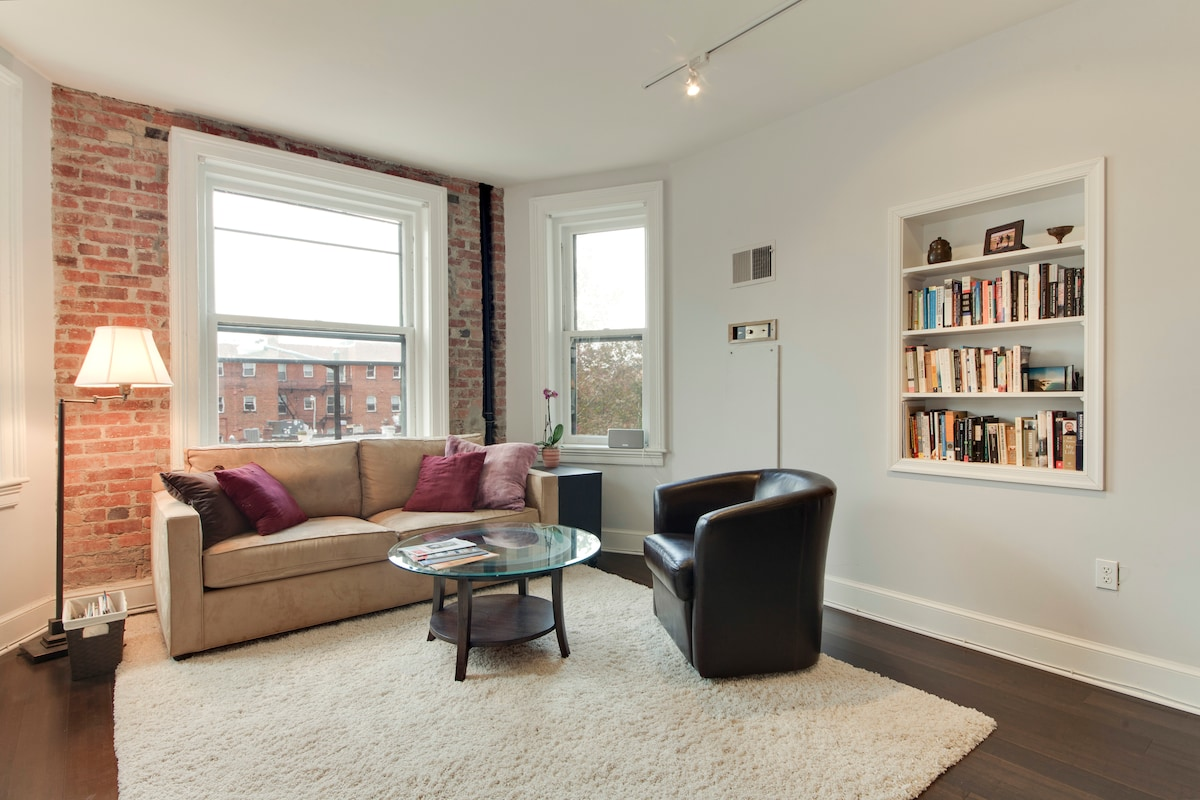 Contemporary 2BR on 16th