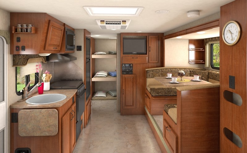 2015 Lance Travel Trailer Bunkhouse