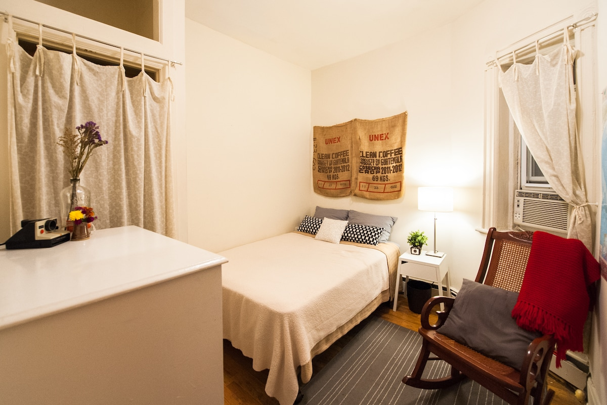 Cozy Guest room is ready for you to arrive!