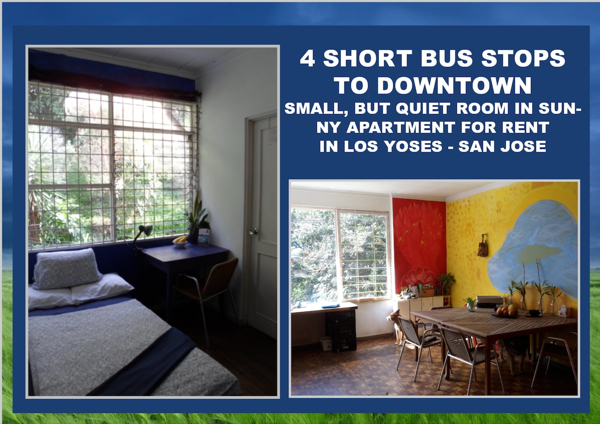 ROOM FOR RENT LOSYOSES-SAN JOSE-UCR