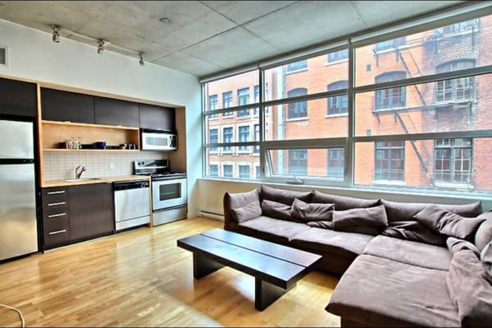 Loft in Old Montreal