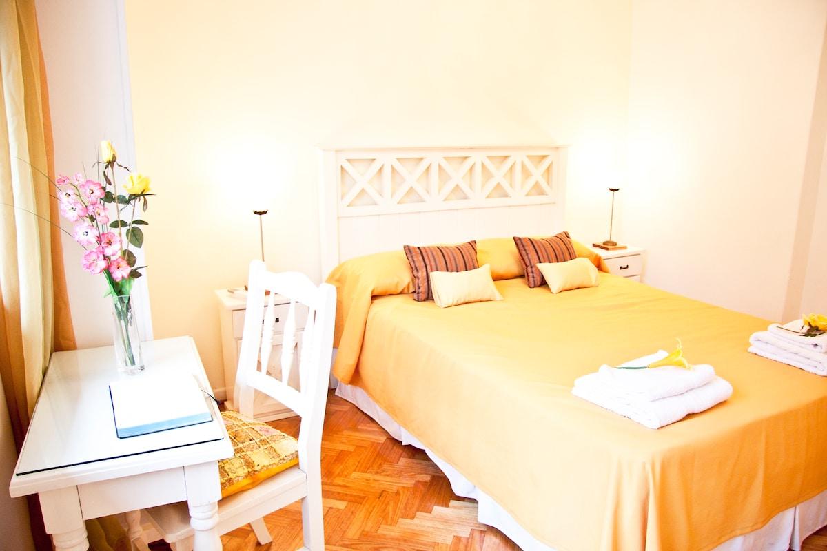Modern master bedroom instead of reading