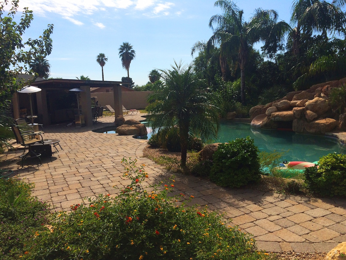 Beautiful 5BDR Scottsdale Home