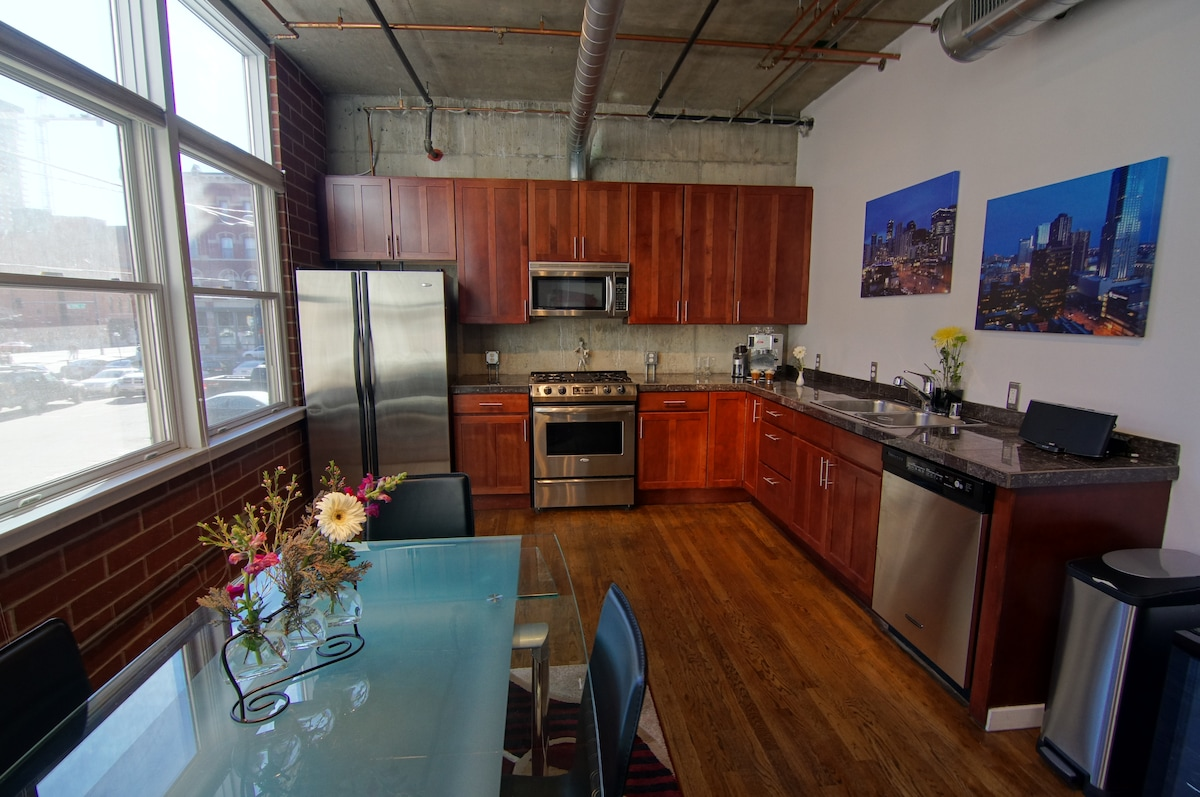 Loft in Historic Lower Downtown
