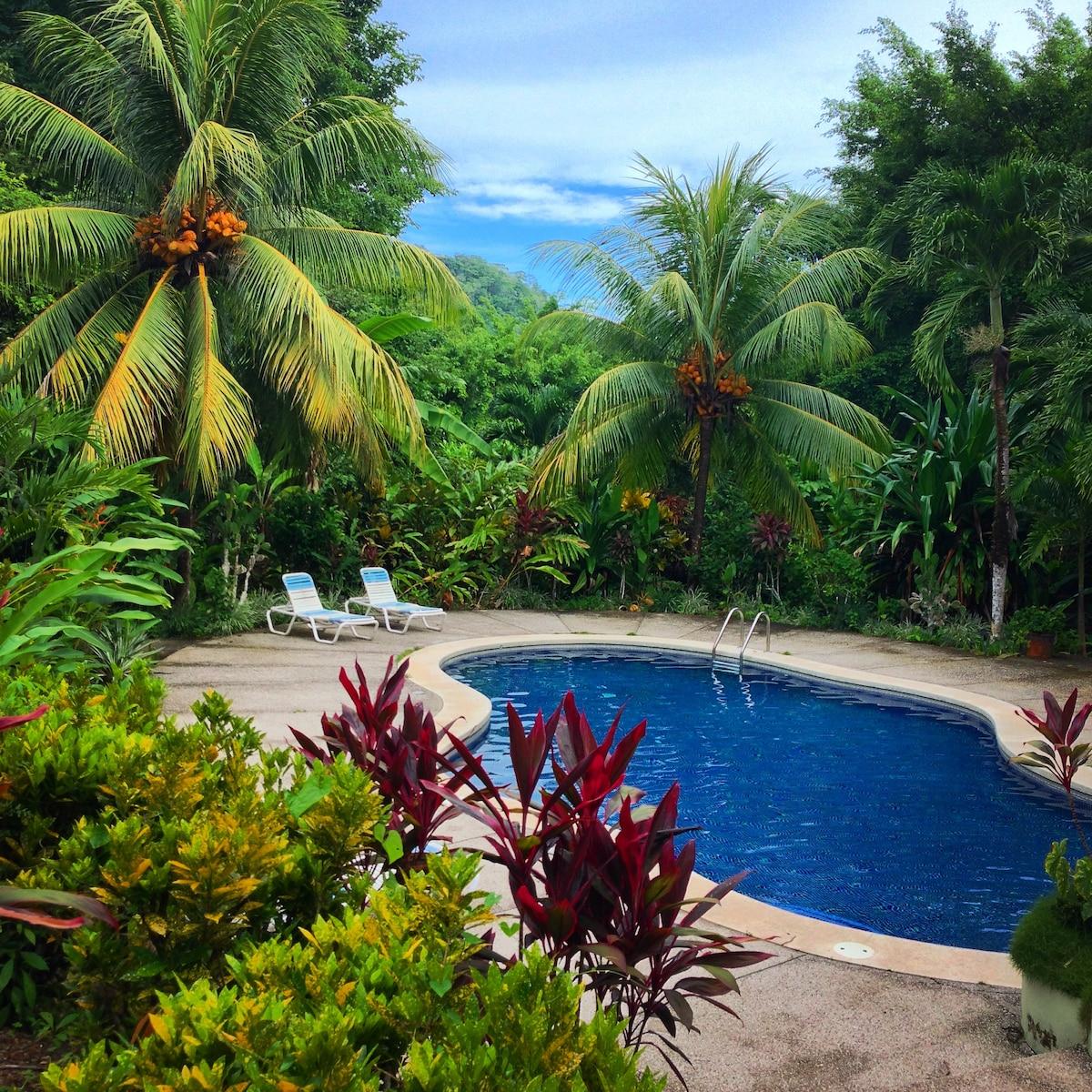 Jungle Lodge in Mal Pais