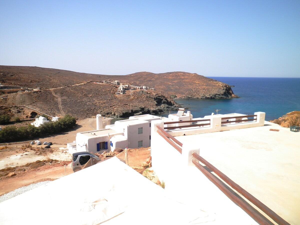 Mykonos Mercia villa for 2