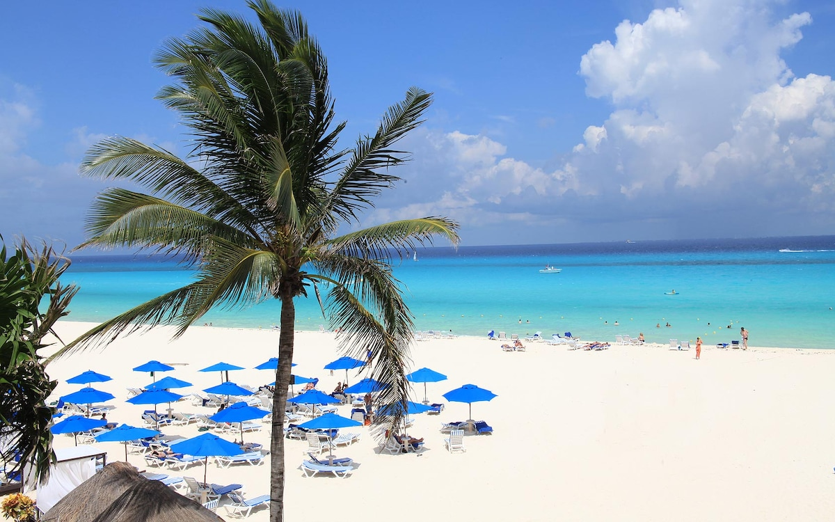 Amazing Penthouse+FREE Beach Resort