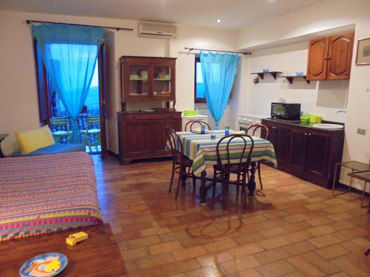 Central Apartment in Todi, Umbria