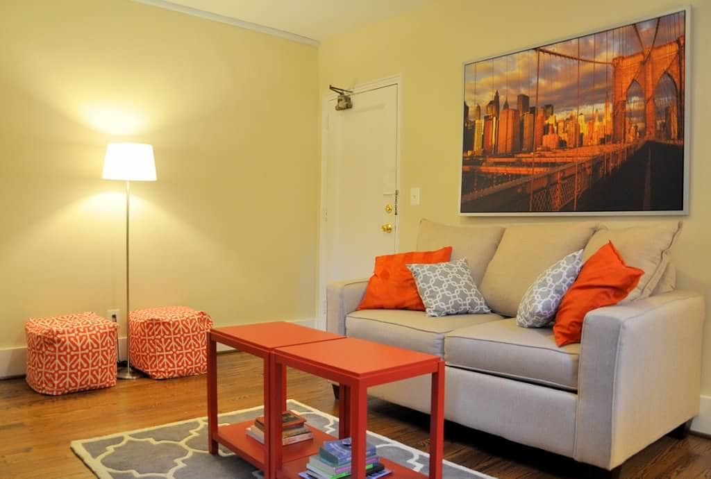 New 1BR Dupont Circle Best Location