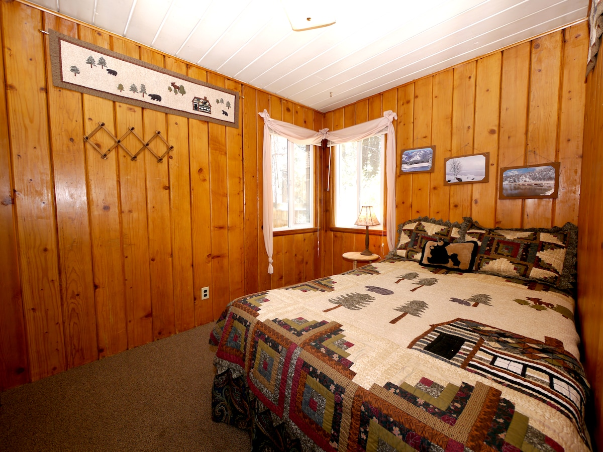 Cozy Big Bear Cabin-John Muir Cabin