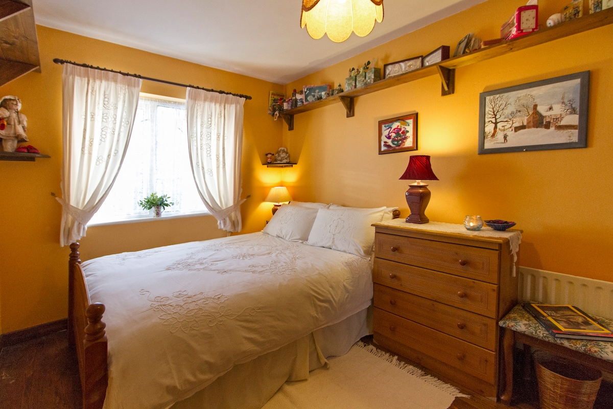 Your comfortable and peaceful room awaits!