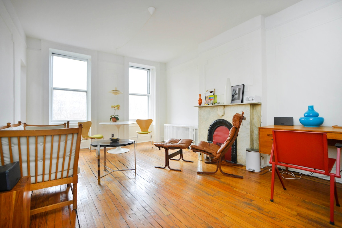 SUNNY 1BR APARTMENT IN FORT GREENE