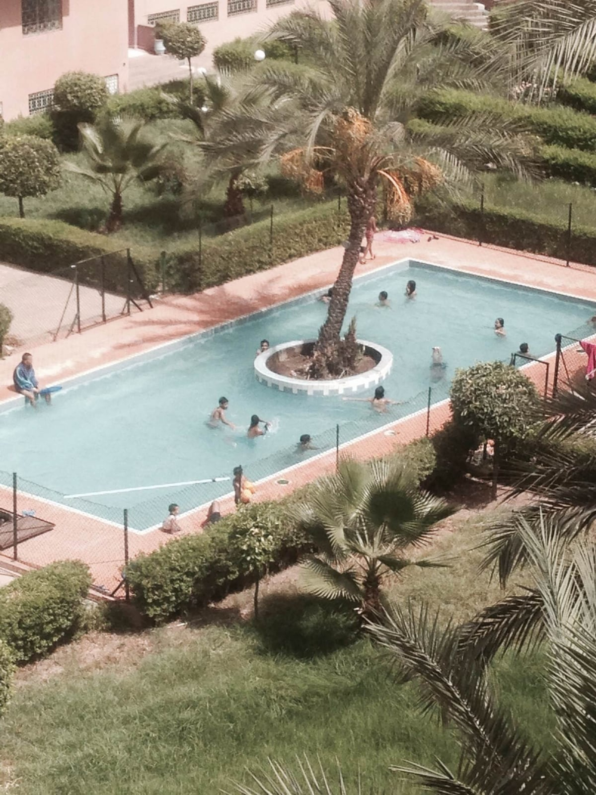 Vacation Apartment Marrakech 119m2