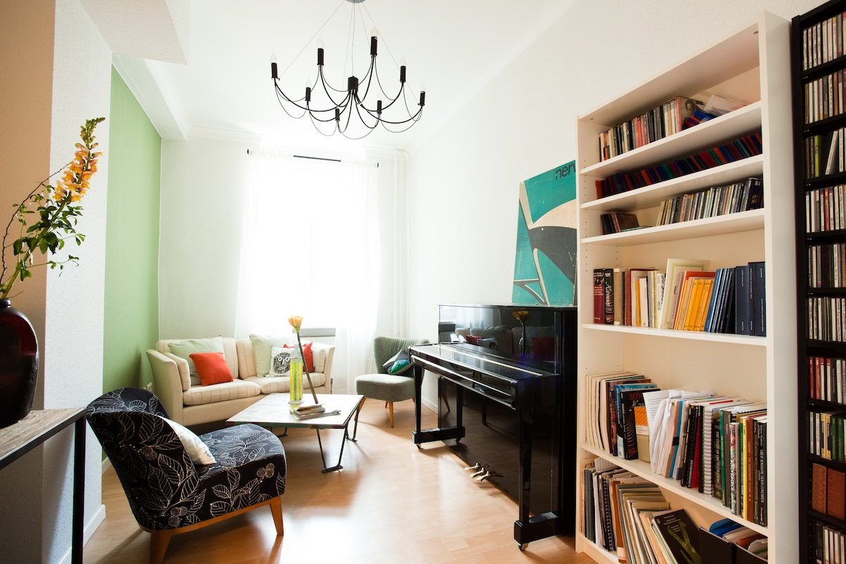 Lovely Rooms & Stylish Apartment!
