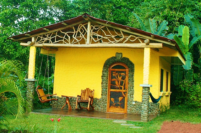 Rainforest Casita with Hot Springs