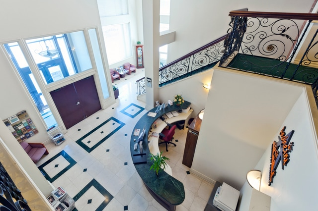 Historic Lobby for Private Events