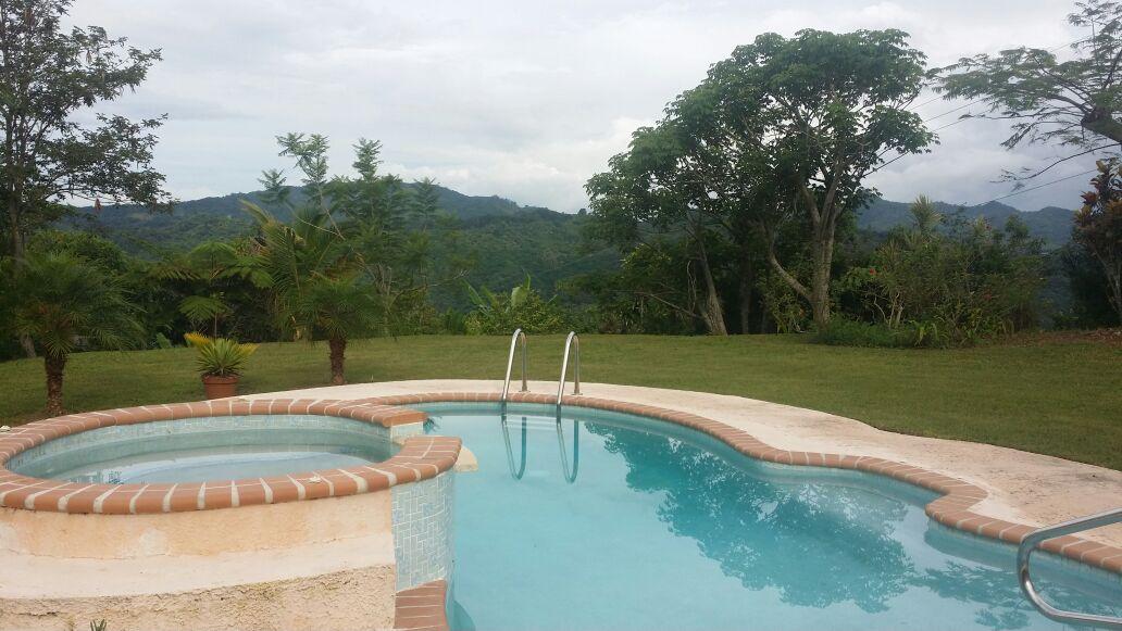 Utuado Mountains-Private,Pool,Wi-Fi