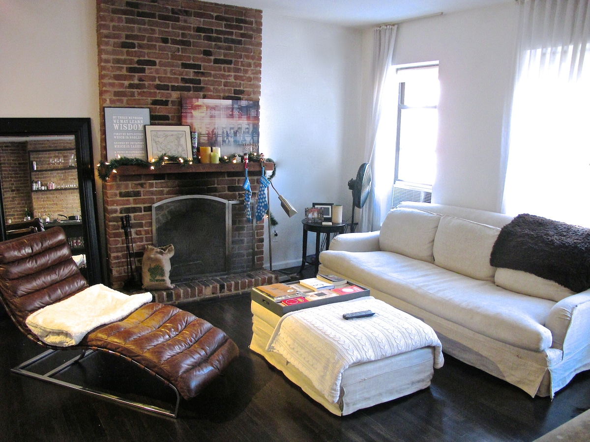Spacious 1 BD with NY charm