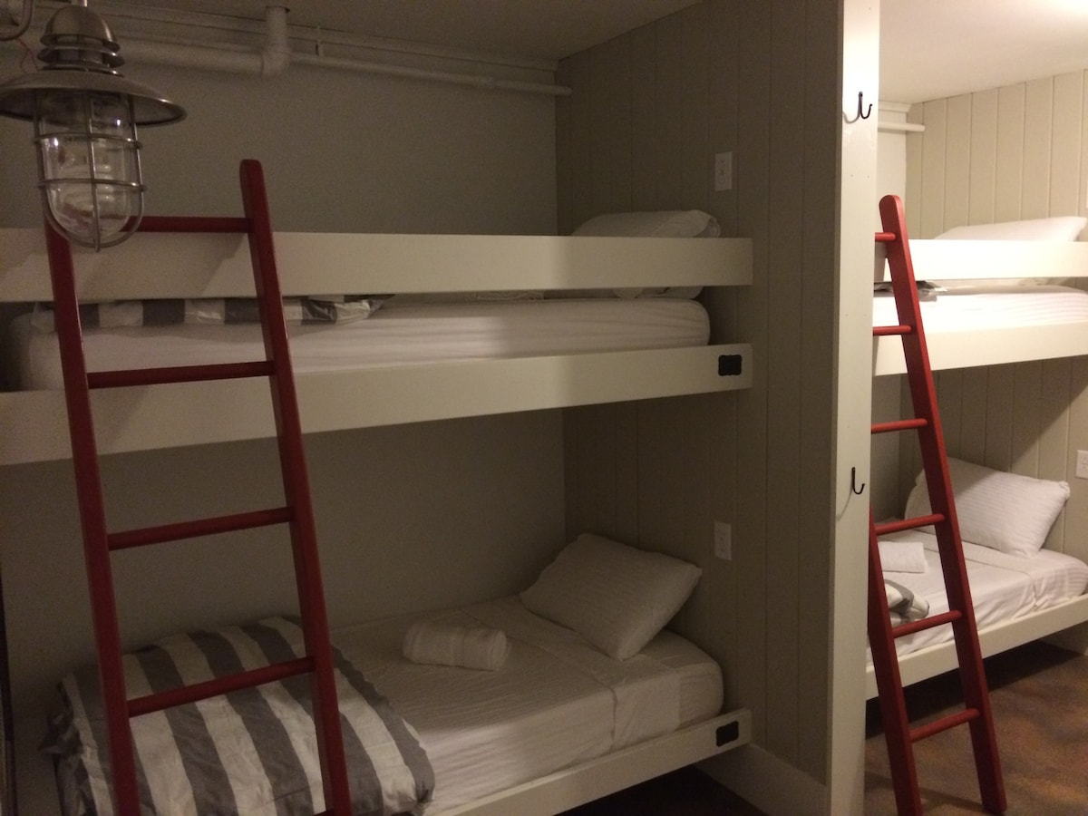 Dorm Bed in our 6 Bed Dormitory