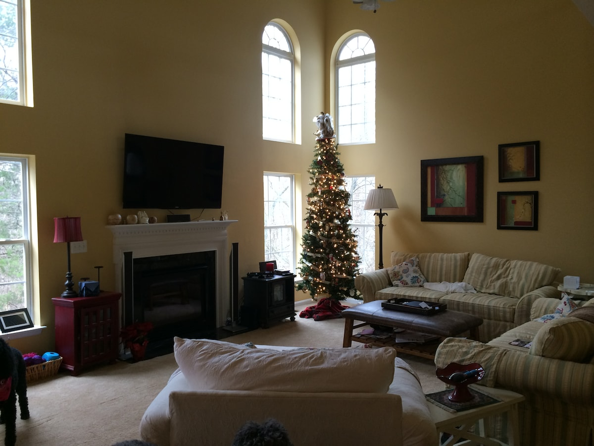 Relax in the suburbs 3 BR 1.5 BA