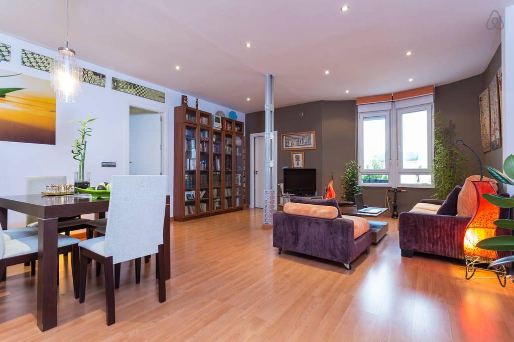 Charming suite in chic & hip Madrid