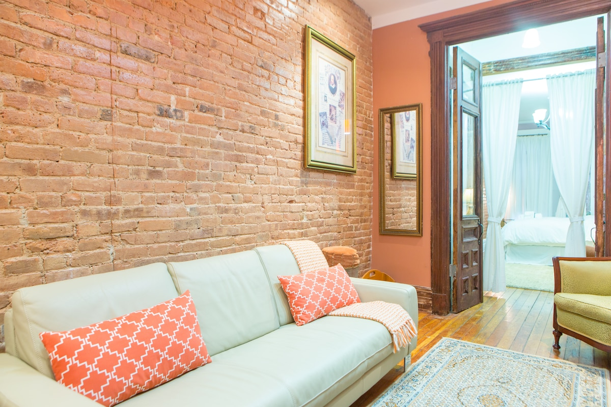 Spacious 2 BR apartment in Bed-Stuy
