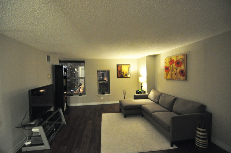 Chicago Gold Coast 1BR